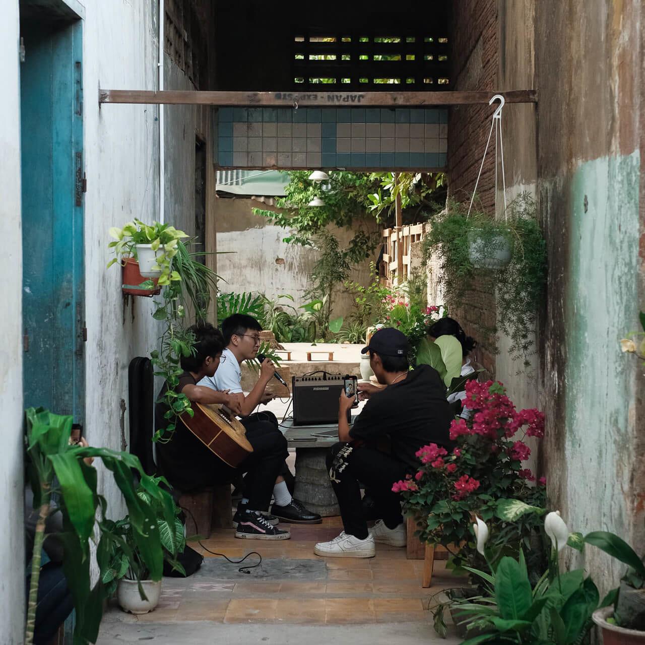 Nơi âm nhạc kết nối những tâm hồn của những bản nguyên