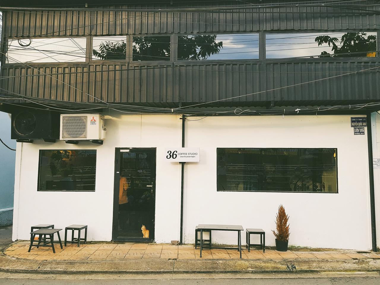 Quán 36 Coffee Studio Cần Thơ