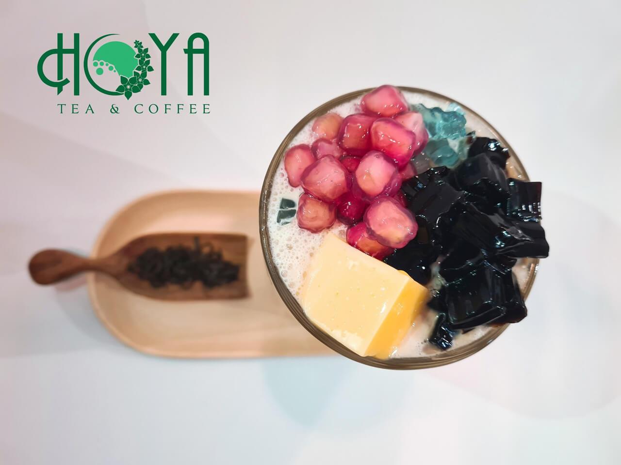 Topping trà sữa của Hoya
