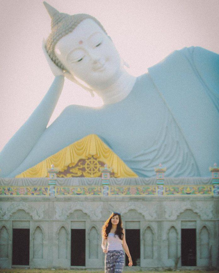 Chùa Som Rong đang là địa điểm du lịch Sóc Trăng thu hút nhất