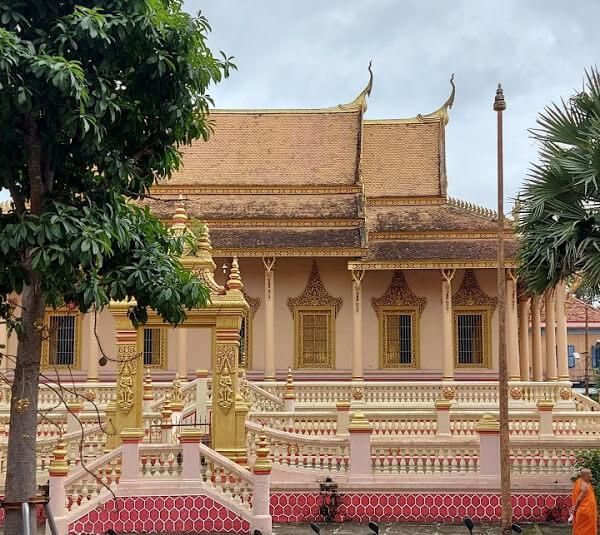 Bảo tàng văn hóa Khmer tỉnh Sóc Trăng