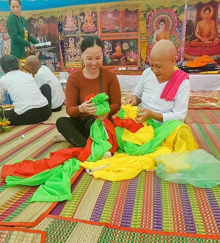 Lễ dân y người Khmer